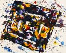 Sam Francis - Untitled (SF76-214)
