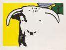 Roy Lichtenstein - 3Bll.: Bull Head I - III