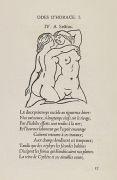 Aristide Maillol - Horace - Odes. 2 Bde.