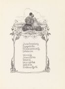 Heinrich Vogeler - Dir. Gedichte
