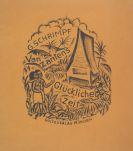 Georg Schrimpf - Van Zanten's gl�ckliche Zeit