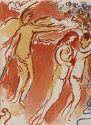 Marc Chagall - Verve - Bible. 2 Bde.