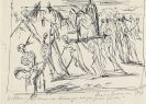 Hans Fronius - Francois Villon, Das grosse Testament