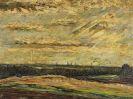 Albert Schiestl-Arding - Landschaft bei Bremerhaven
