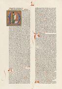 Vincentius Bellovacensis - Speculum naturale. 1476