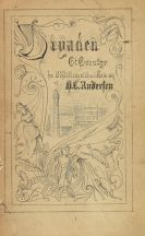 Hans Christian Andersen - Dryaden. 1868.