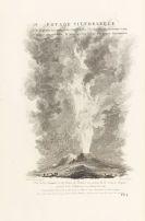 Jean Claude Richard de Saint-Non - Voyage pittoresque ... de Naples et de Sicile. 5 Bde. 1781-86.