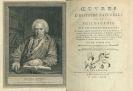 Charles Bonnet - Oeuvres d'histoire naturelle et de philosophie. 8 Bde. 1779ff.