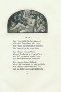 Frans Masereel - Hagelstange, R., Die Elemente. Gedichte. 1950.