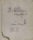 Max Slevogt - Ein lithographisches Skizzenbuch