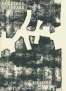Eduardo Chillida - Derriere le miroir, Sculptures