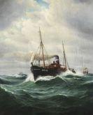 Johannes Holst - Schraubendampfer