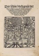 Johannes Geiler von Kaisersberg - Dis sch�n buch genannt der seelen Paradi�