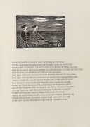 Gerhard Marcks - Homer, Fuenf Gesaenge der Odyssee. 1963