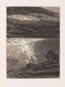 Max Klinger - Zelt. 1923