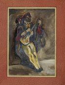 Jean-Gabriel Daragn�s - La Gloire de don Ramire. 1934