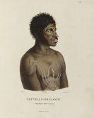 Francois Auguste P�ron - Voyage de d�couvertes aux Terres australes. 3 Bde. 1807-16.