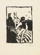 Emil Nolde - Schiefler, G., Das graphische Werk Emil Noldes. 1911