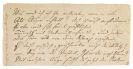 Friedrich von Schiller - Eigh. Manuskriptfragment aus