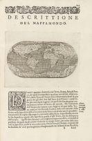 Thomaso Porcacchi - L'isole piu famose del mondo. 1576