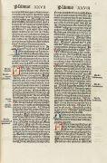 Aurelius Augustinus - Explanatio psalmorum. 1489.