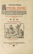 Hans Weiditz - Schertz mit der Warheyt. 1536
