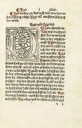 Thomas � Kempis - Ein Ware nachvolgung Cristi. 1493
