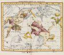 Atlanten - J. Flamsteed / J. Fortin, Atlas c�leste.