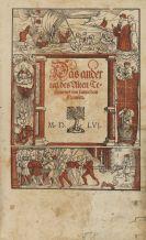 - Biblia germanica, Das Ander teil des alten Testaments