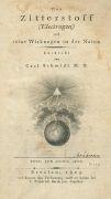 Karl Schmidt - Der Zitterstoff. 3 Bde.