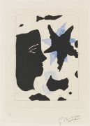 Georges Braque - Neue Skulpturen +Orig.-Grafik - Dabei: Mourlot, Lithographe
