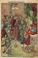 Johannes Bugenhagen - Leiden und Auferstehung. 1540
