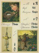 Hans Thoma - ABC-Bilderbuch