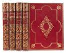 Jean de La Fontaine - Contes et Nouvelles. 4 Bde. 1883