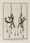 - Herculaneum - Antichita di Ercolano. 4 Bde. 1760-71.