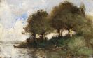 Paul Désiré Trouillebert - Flussufer