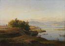 Louis Gurlitt - Italienische Landschaft