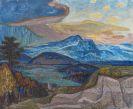 Otto Dix - Landschaft