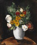 Maurice de Vlaminck - Vase de Fleurs