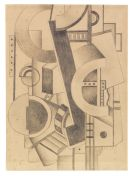 Fernand L�ger - Composition mecanique