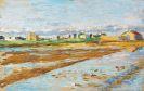 Gabriele M�nter - Landschaft in Tunis