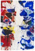 Sam Francis - White line (SF59-283)