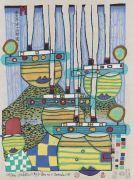 Friedensreich Hundertwasser - Pazifikdampfer