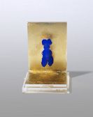 Yves Klein - Petite V�nus bleue