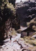 Gerhard Richter - Ravine