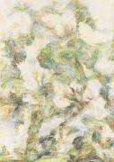 Bernard Schultze - 3 Bll. Triptychon: Grosser Migof-Garten. Antennen-Frühlings-Migof. Migof in den Gräsern verborgen