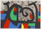 Joan Miró - Aus: Le lézard aux plumes d'or