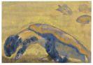 Emil Nolde - Riesenschildkröte