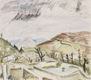 Erich Heckel - Br�cke bei Le Puy