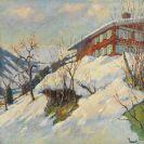 Edward Cucuel - Herrlicher Wintertag